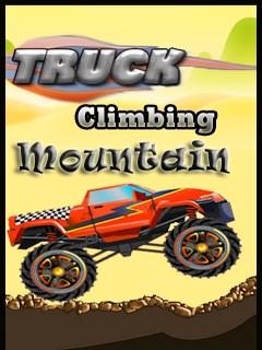 Truck Climbing Mountain Mobile Game