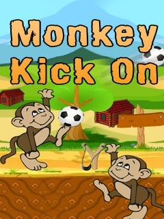 Monkey Kick On Mobile Game