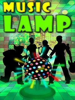 Music Lamp Below 240X320 Mobile Game