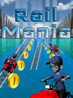Rail Mania Mobile Game