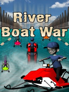 River Boat War Mobile Game