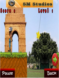 Kejriwal Run Mobile Game