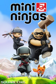 Mini Ninjas For Android Phones V 2.0.1 Mobile Game