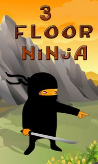 3 Floor Ninja Mobile Game