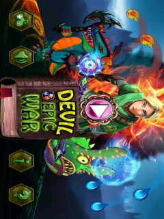 Devil Epic War Mobile Game