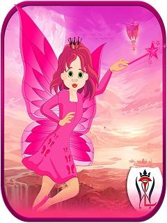 Pink Princess Alien Super Girl Mobile Game