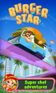 Burger Star Mobile Game