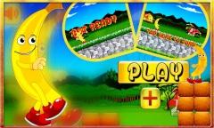 Rush Banana Run Kong Pirates Mobile Game