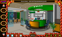 Escape Games - Bank Robbery Mobile Game