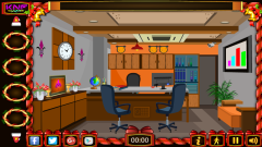 Escape Games- Bank ATM Robbery Mobile Game