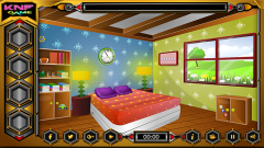 Can You Escape Colorful House Mobile Game