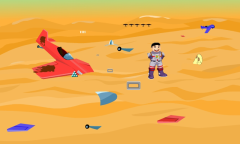 Escape Game Aerojet Mobile Game
