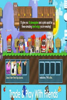 Growtopia Free Android Games Mobile Game