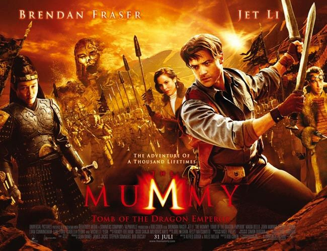 THE MUMMY 3 Mobile Game