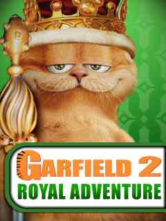 Garfield 2 Mobile Game
