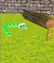 Snake 3D Mobile Game