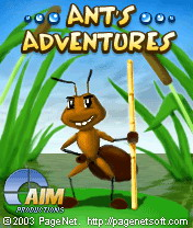 Ant Adventures Sek700 Mobile Game