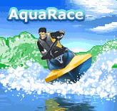 Aqua Race Mobile Game