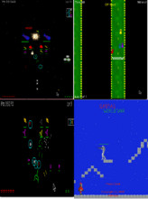 AllBinary Arcade One Mobile Game