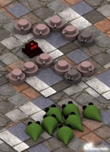 Mini Android Defense 1.0.6 Mobile Game