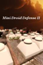 Mini Droid Defense 2.0 Mobile Game