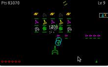 Mini Space War Vectors Mobile Game