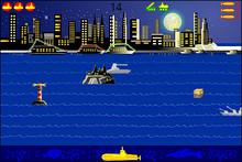 Seawasp Mobile Game