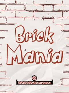 BrickMania 320x240 Mobile Game