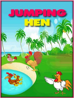 Jumping Hen Mobile Game