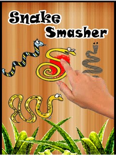 Snake Smasher Mobile Game
