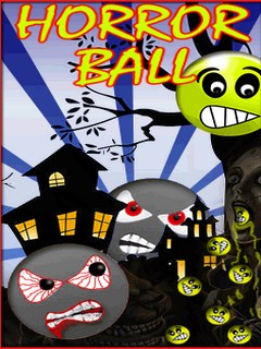 Horror Ball Mobile Game