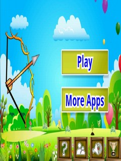 Bow And Balloon Mobile Game