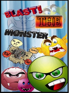 Blast The Monster Mobile Game