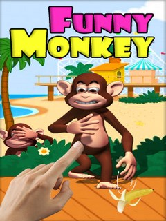 Funny Monkey Mobile Game