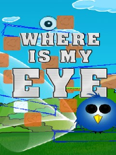 Where Is My Eye Mobile Game