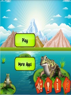 Froggy Feed Mobile Game