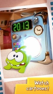 Cut The Rope Time Travel Varies With Device For Android Mobile Game