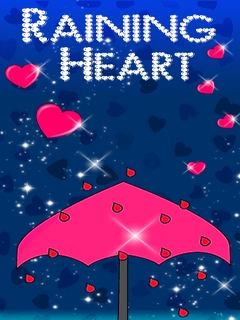 Raining Heart Mobile Game