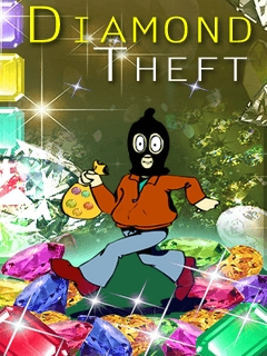 Diamond Theft Mobile Game