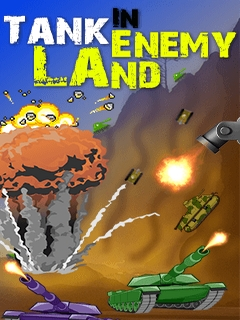 Tank In Enemy Land Mobile Game