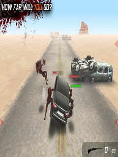 Zombie Highway For Free Android Phones V1.6 Mobile Game