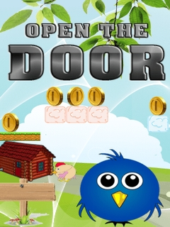 Open The Door Mobile Game
