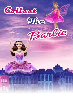 Collect The Barbies Mobile Game