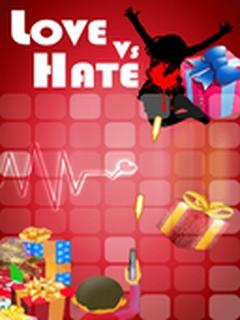 Love Vs Hate Mobile Game