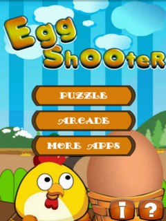 Egg Shooter Mobile Game