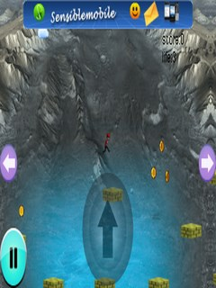 Download Temple Fun 128X160 Mobile Game, Arcade   Mobile Toones
