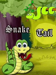 Snake Tail Mobile Game