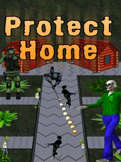 Protect Home Mobile Game