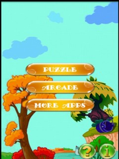 Fruit Bubble Shoot Mobile Game