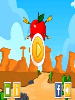 Monster Fruit Shoot Mobile Game